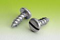 Slotted Pan Tapping Screws Type A