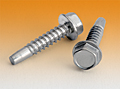 Indented Hex Washer Tapping Screws Type B