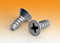 Phillips Flat Tapping Screws Type B