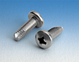 Phillips Round Thread Cutting Screws Type 23