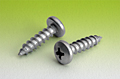 Phillips Pan Tapping Screws Type A