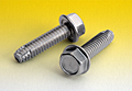 Indented Hex Washer Thread Cutting Screws Type F