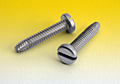 Slotted Pan Thread Cutting Screws Type F