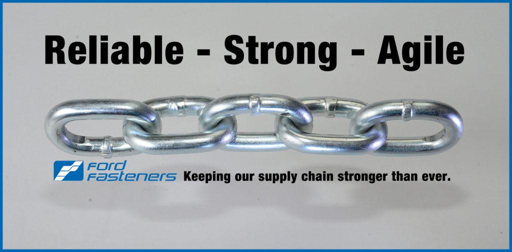 Self Drilling Screw Supply Chain